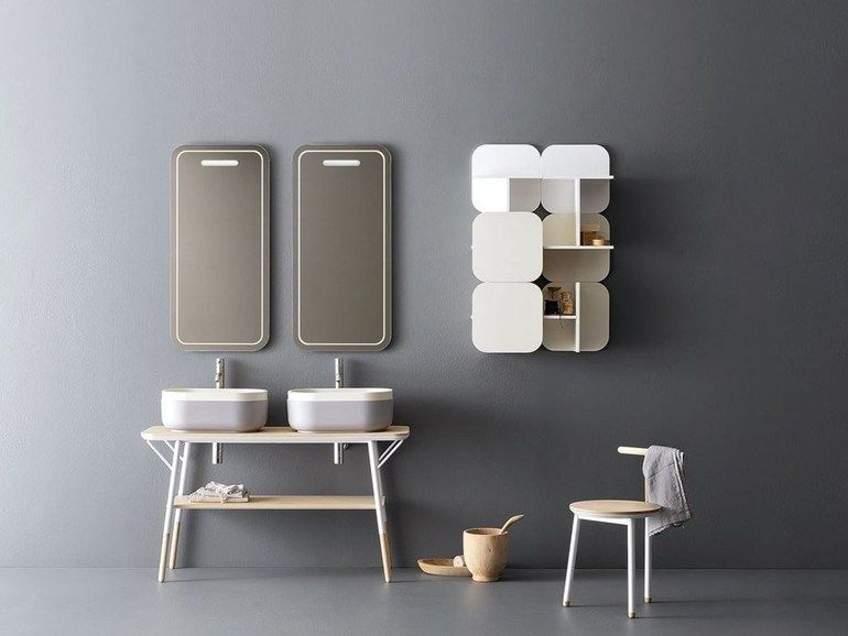 oblon by novello design stefano cavazzana | bathrooms | pinterest, Hause ideen