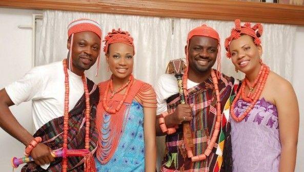 Nigerian Traditional Clothing
