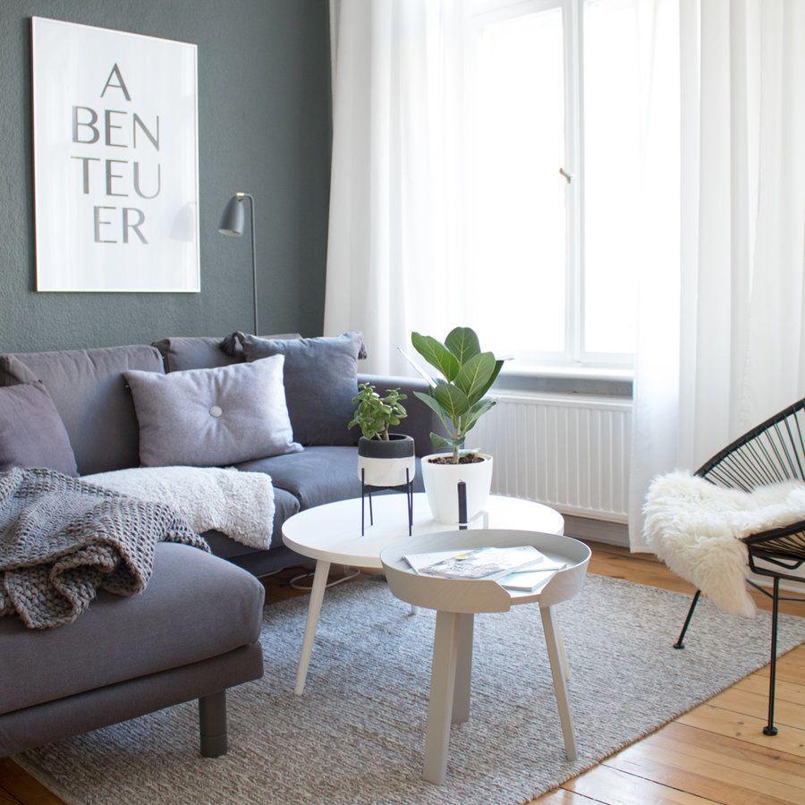 Graue Wände Wohnzimmer: Endlich Schöne Beistelltische!
