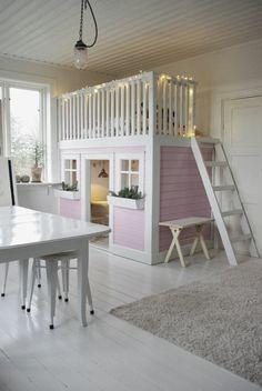 Spielbett  Spielbett - Ein Traum f r die Kinder - Inspirierende Spielbett ...