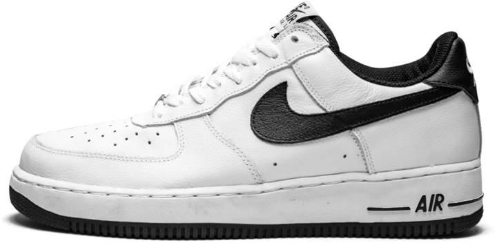 nike air force 1 blanco con negro