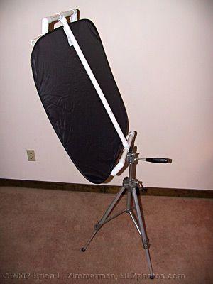 Studio Lighting - Cheap DIY Homemade Reflector Stand - DIY Photography & Studio Lighting - Cheap DIY Homemade Reflector Stand - DIY ...