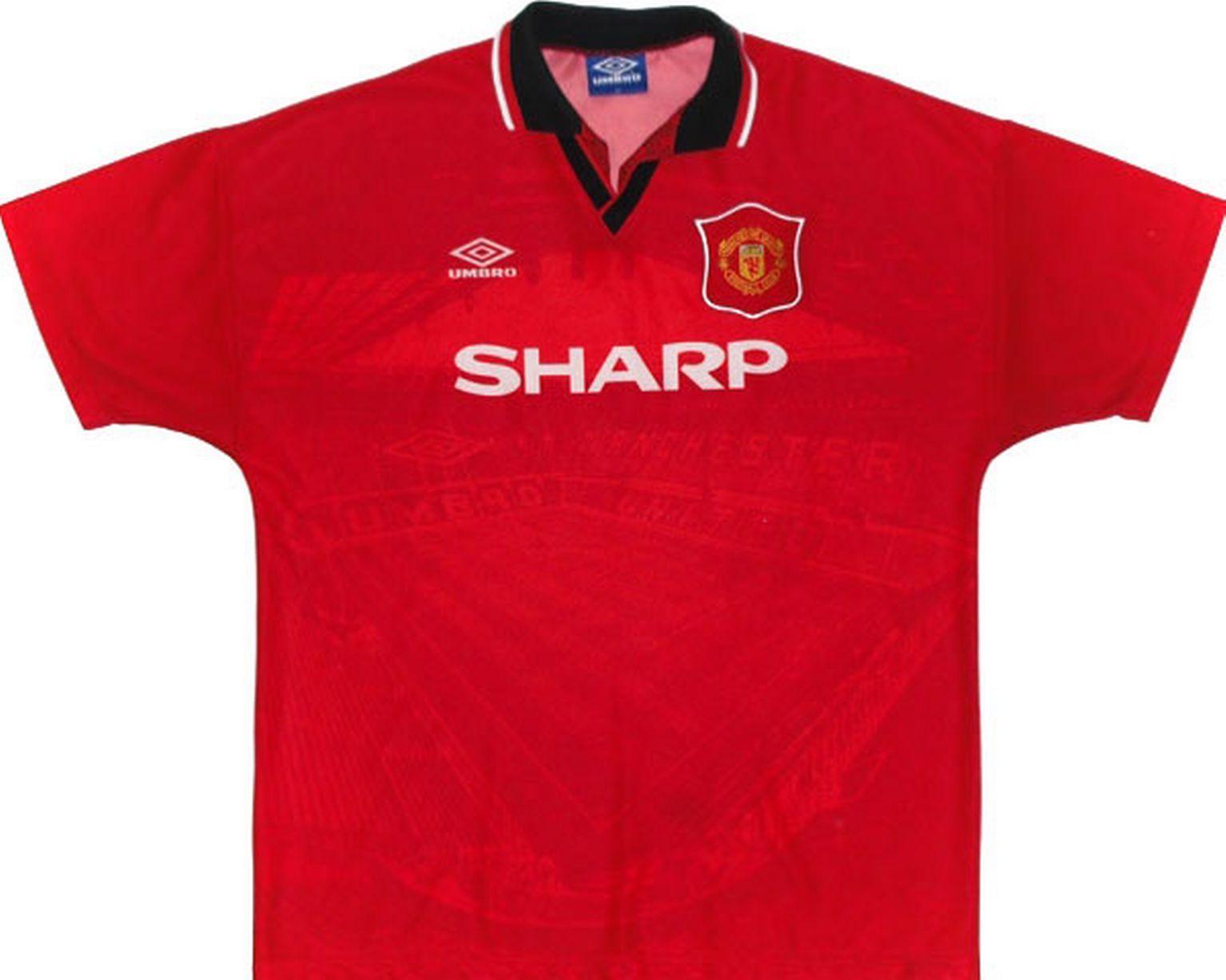 141ccd88 Man United Retro Football Shirts - DREAMWORKS