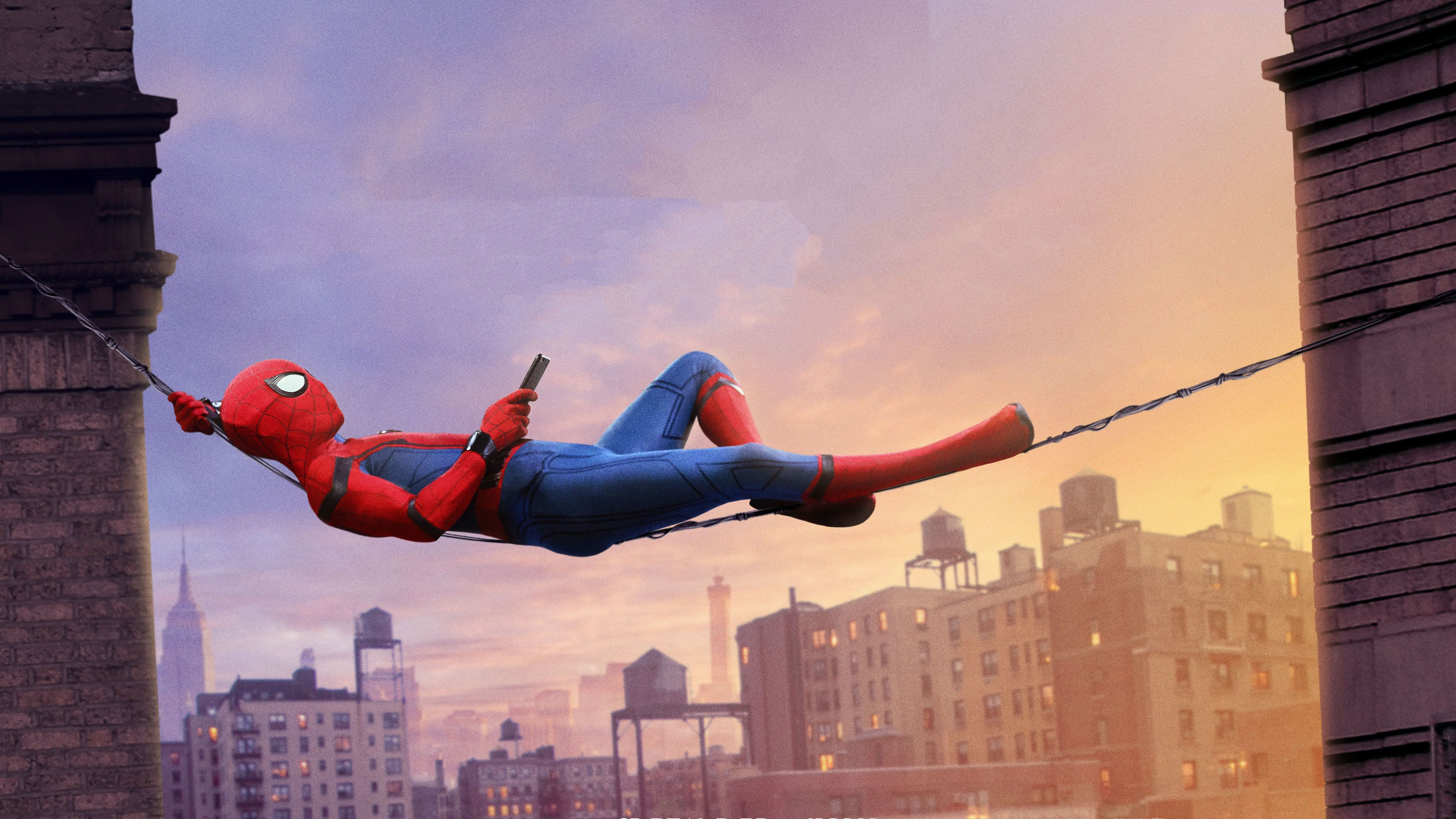 Movie Spider Man Homecoming Spider Man Hd Wallpaper 3657x2057 Superhero Wallpaper Marvel Wallpaper Hd Spiderman Artwork