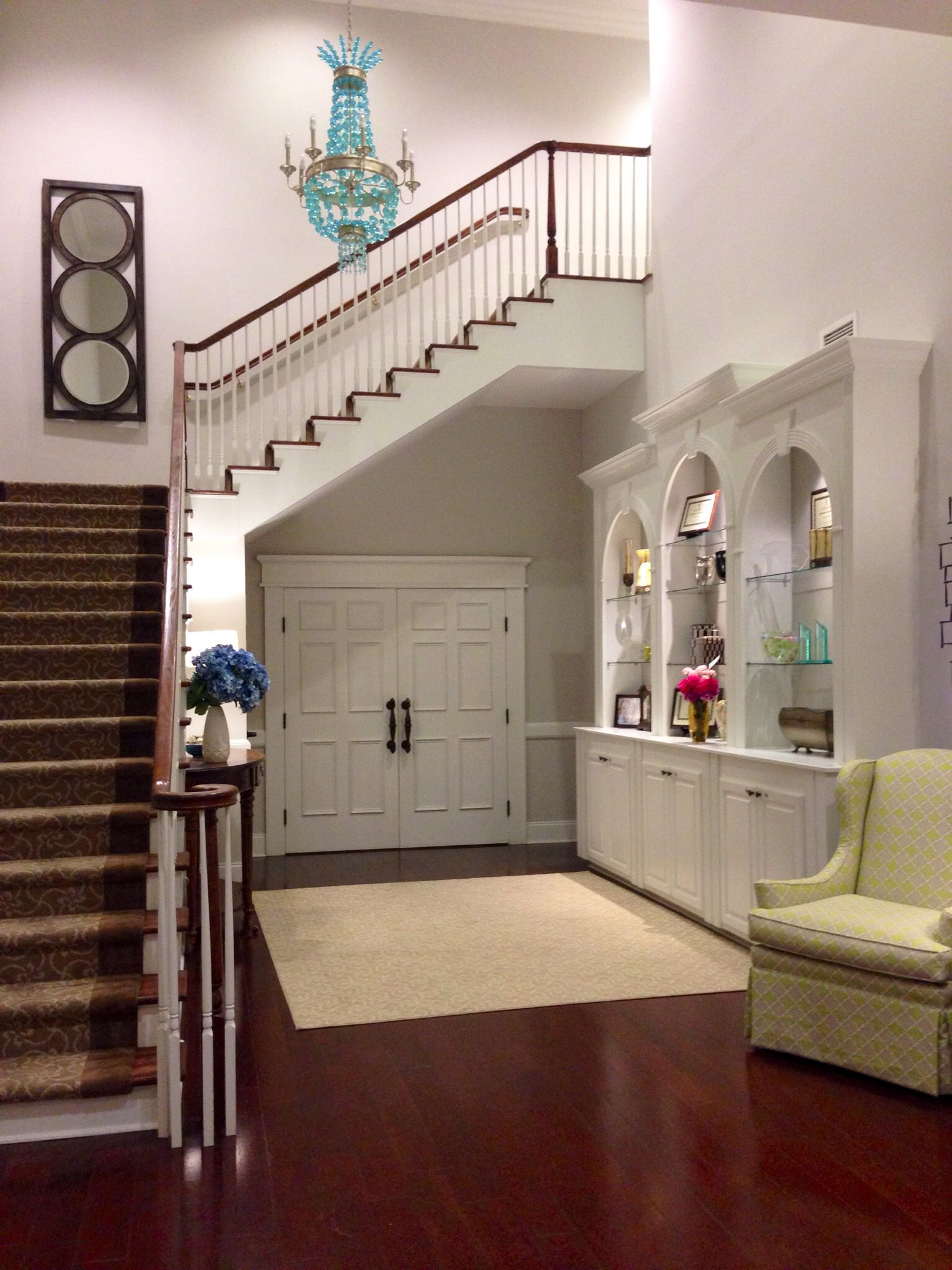 House Foyer University : Our beautiful foyer u of sc gamma phi beta home sweet
