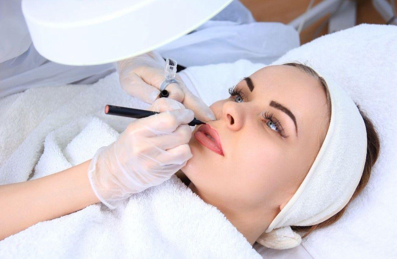 Permanent Makeup Permanent makeup training, Permanent