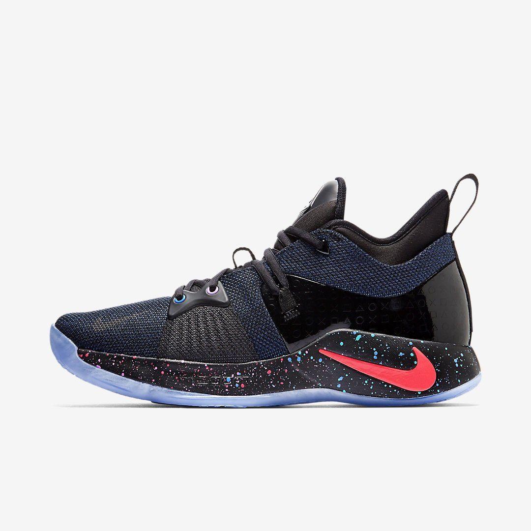 Hommes Nike Roshe Une Salle De Gym Chaussures De Sport Rouge  / Blanc  / Ps4 Noir