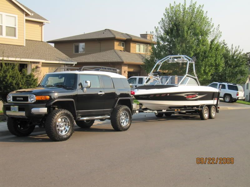 Exceptional FJ Forum What Is The True Towing Capability For My FJ?