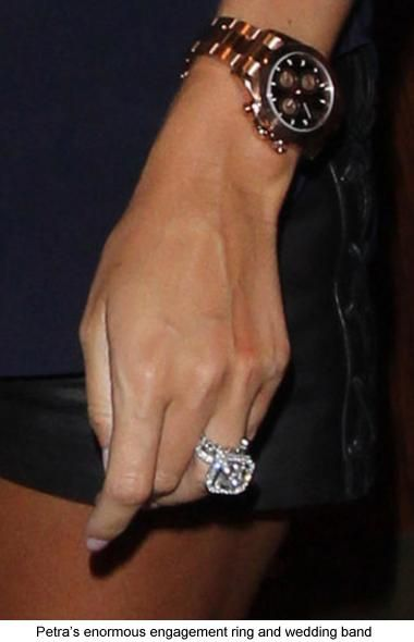 Petra Ecclestone James Stunt Ring