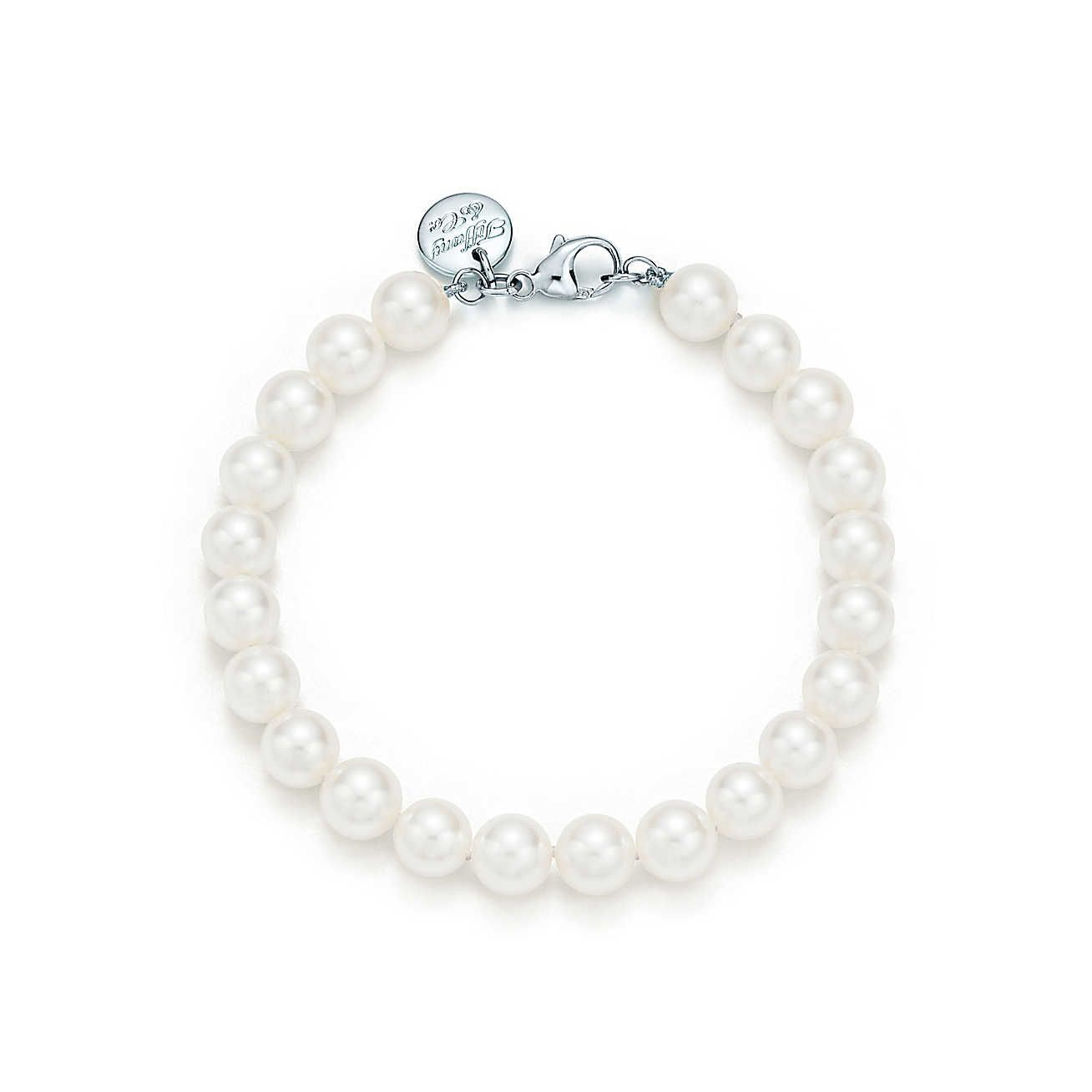 Stunning Pearl Bracelet From Tiffany Co