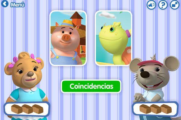 Juegos Gratis Online Para Ninos De Preescolar Maestro Brillante