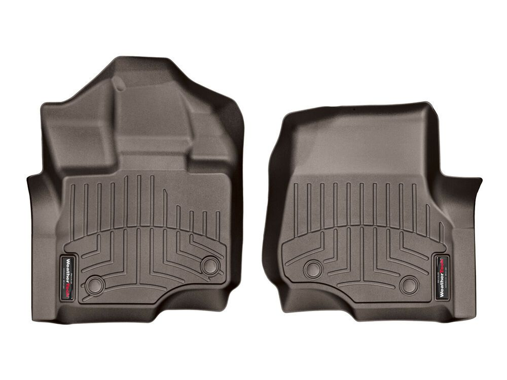 eBay Sponsored WeatherTech Custom FloorLiner for Ford F