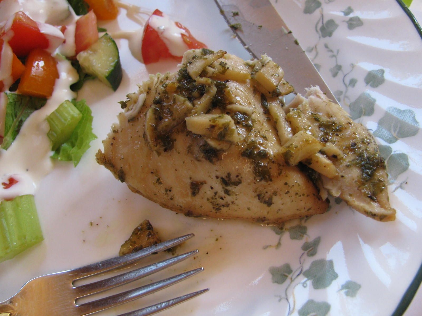Mediterranean Lemon Chicken Recipe Food recipes