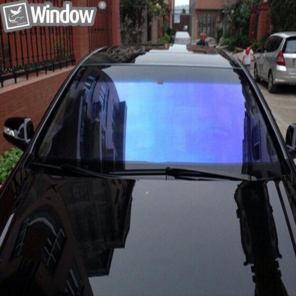 152cm11m Hot Sale Chameleon Film Change Color Car Window Tint Nano Ceramic Tint Tinted Windows Windshield Tinting Car Window [ jpg ]