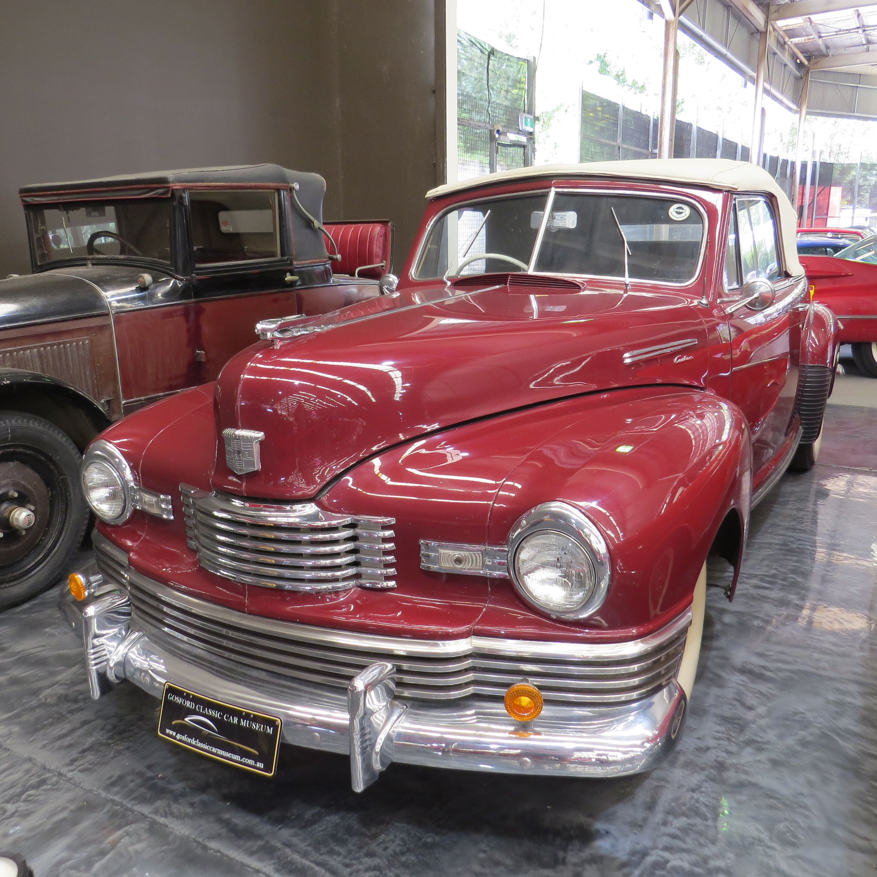 1956 chevrolet belair mjc classic cars pristine - Gosford Classic Car Musuem