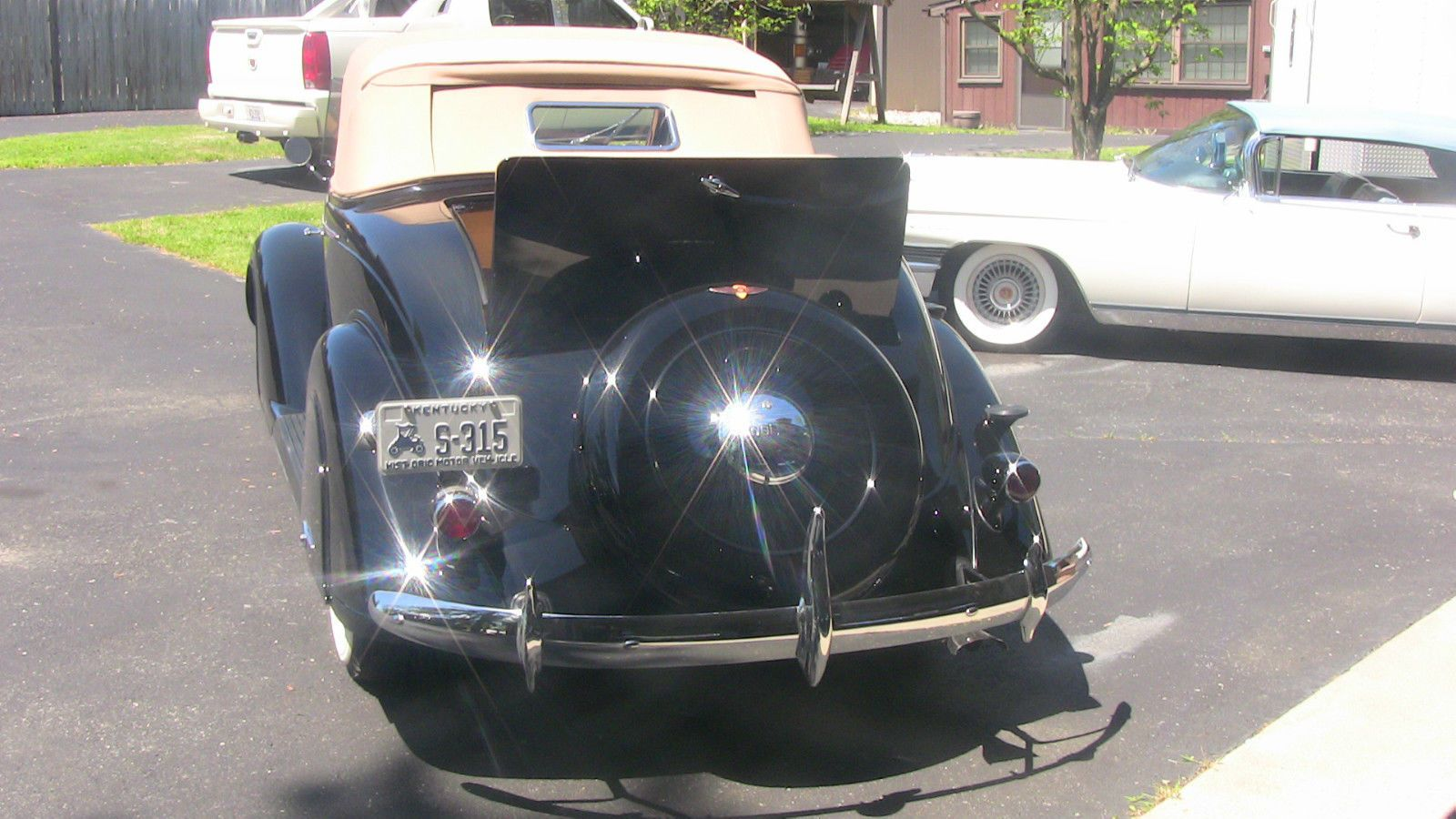 Details About 1936 Dodge Other 2 Door Rumble Seat Convertible Coupe 1949 Coronet Ebay