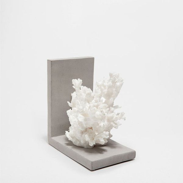 Coral Bookend Decoration Accessories Decoration Zara Home Sverige Sweden Coral Home Decor Decorative Accessories Sea Decor