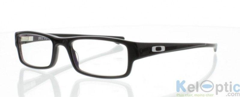 fda7751b3d8bb0 Oakley SERVO OX1066 Noir 106601   Lunettes de vue Oakley   Pinterest