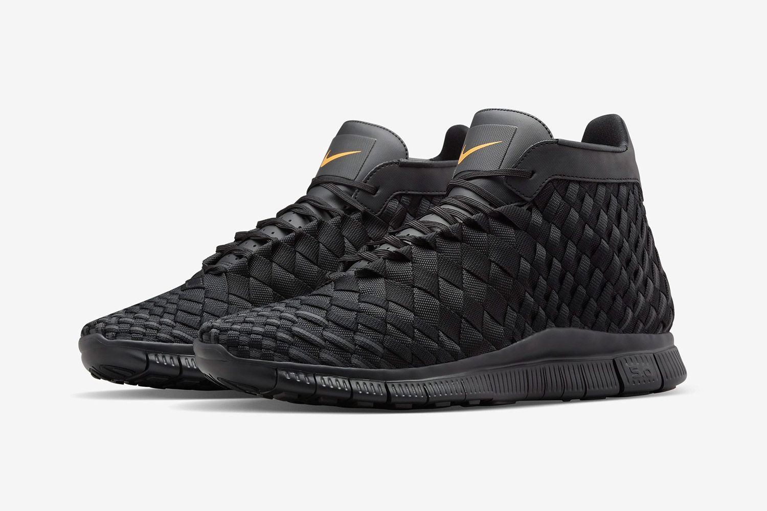 pretty nice c9ebe 99487 ... low cost the latest iteration of the nike free inneva woven goes a  direction rarely seen