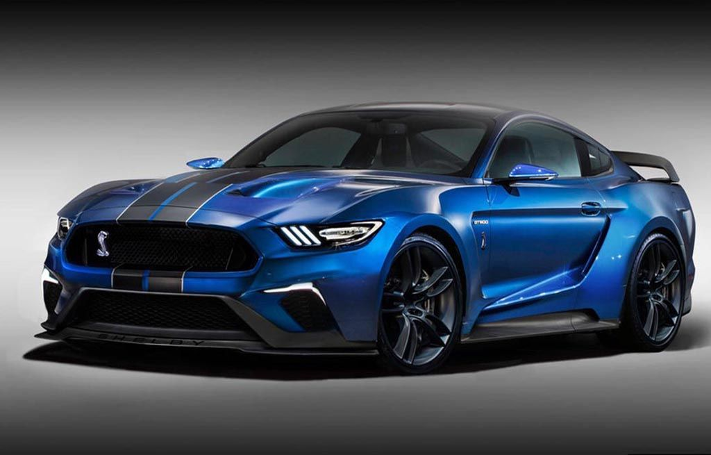 2019 Ford Shelby Super Snake Review The Traditional