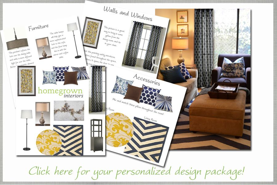 Charmant HomegrownInteriors | EDecorating | Online Interior Design | Online  Decorating