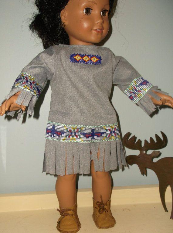 18 Inch American Girl Doll or Maplelea Girls by ProjectFunway, $14.99
