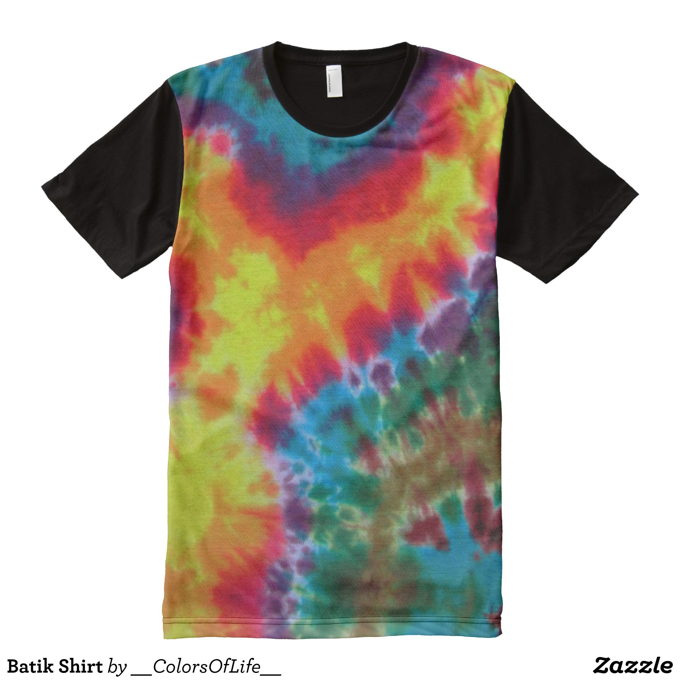Stylish Shirts, Tie Dye