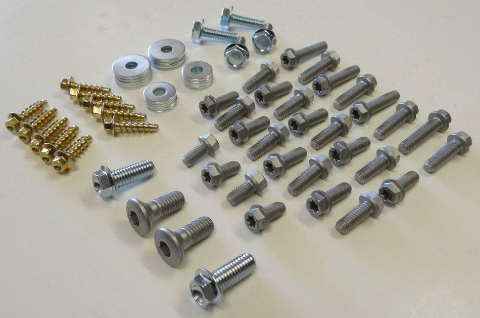 METRIC HYDRAULIC ZERK FITTINGS ATTACHMENT ASSORTMENT KIT SET FOR ZIRK GREASE