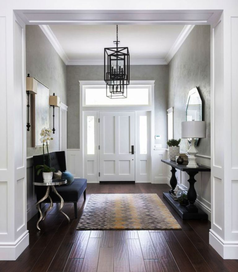 30 Amazing Foyer Decorating Ideas And Designs For You To Get