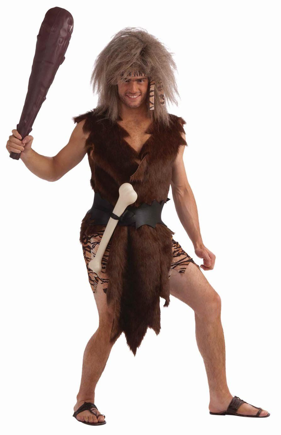 Adults Caveman Halloween Costumes for Everyone | Adults Halloween ...