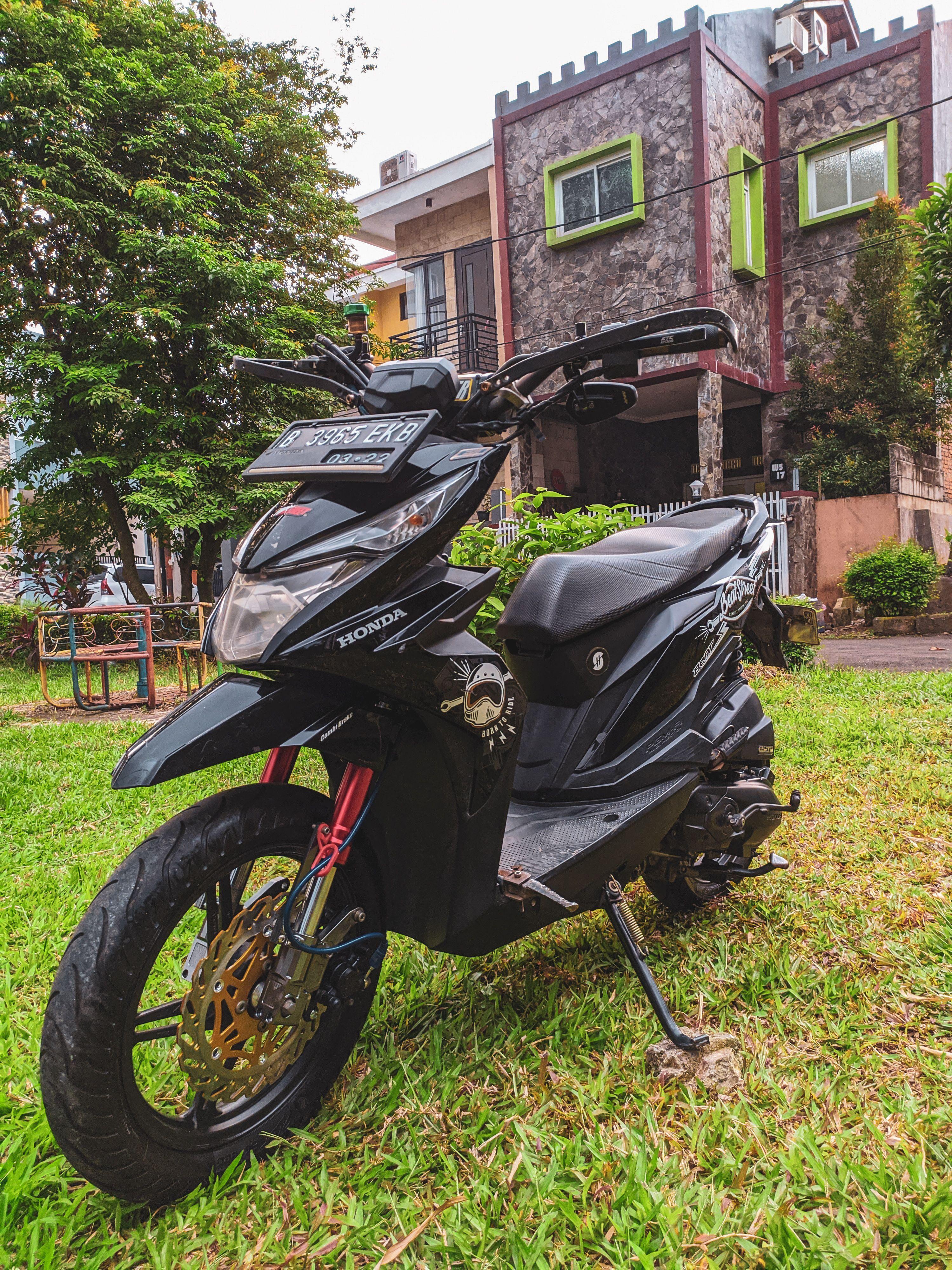 Honda Beat Street Modificatio Di 2020