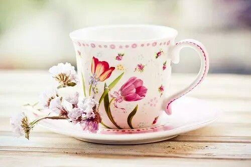 Uma boa xícara de café nos dá animo para começar o nosso dia