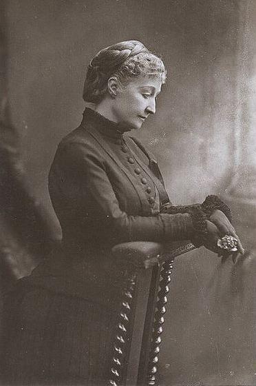 HIM Empress Eugénie of France (1826–1920) née Doña María Eugenia Palafox de Guzmán Portocarrero y Kirkpatrick