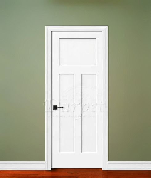 Beau Nothing Found For Products Catalog Interior Doors Primed Interior Doors 3  Panel Flat Mission Style Door Crossmore From Craftmaster
