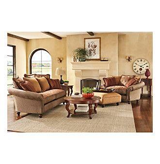 Nice HM Richards Curlee Vintage Living Room Furniture Collection