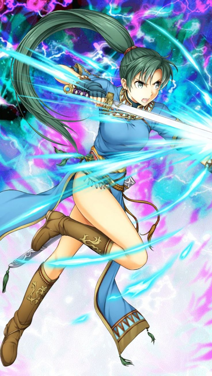 Fire Emblem Heroes Wallpapers Female Fight ファイト Fire
