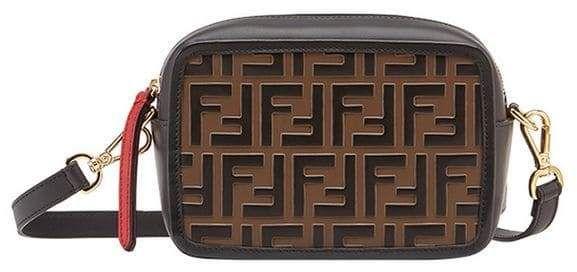 340ee41cf Fendi Mini Camera Case Crossbody Bag in 2019 | handbags | Pinterest ...