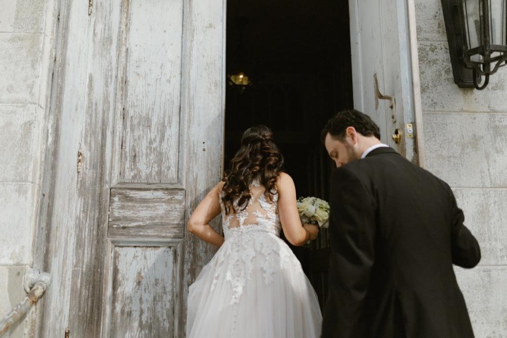 Kira + Drew Marigny Opera House Wedding September Company