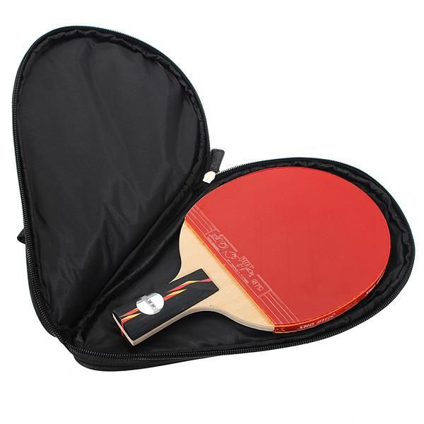 Table Tennis Racket Ping Pong Paddle Bat Case Bag New  e3b525319dfda