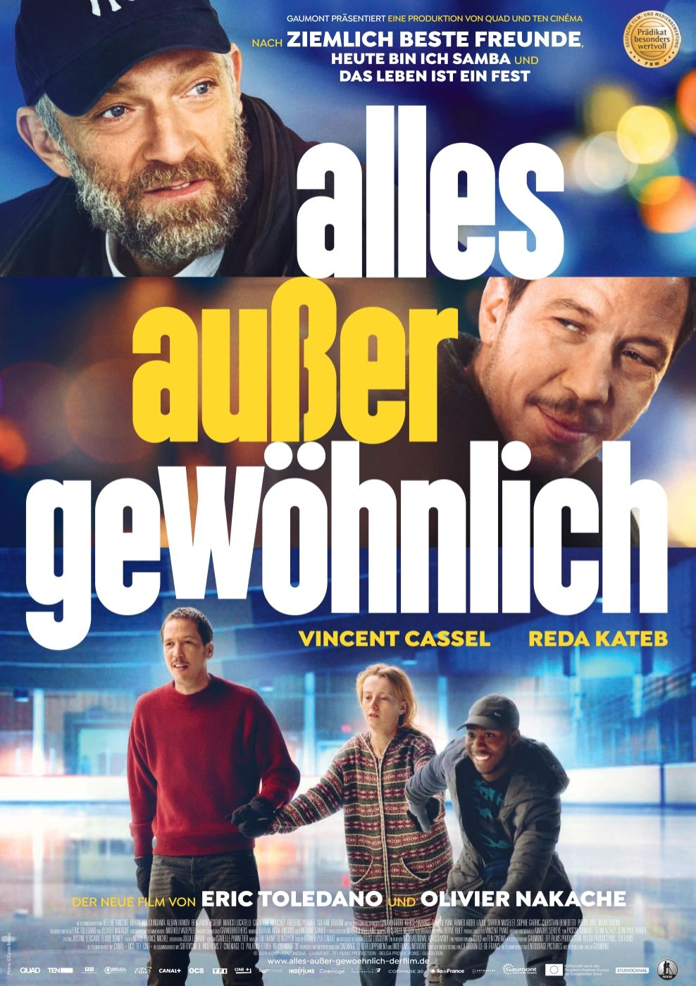 Alles Ausser Gewohnlich Poster Komodie Filme Filme Gute Deutsche Filme