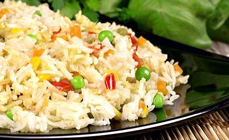Ayurvedischer Gemüsereis - schnelles Rezept | healthy eating ...
