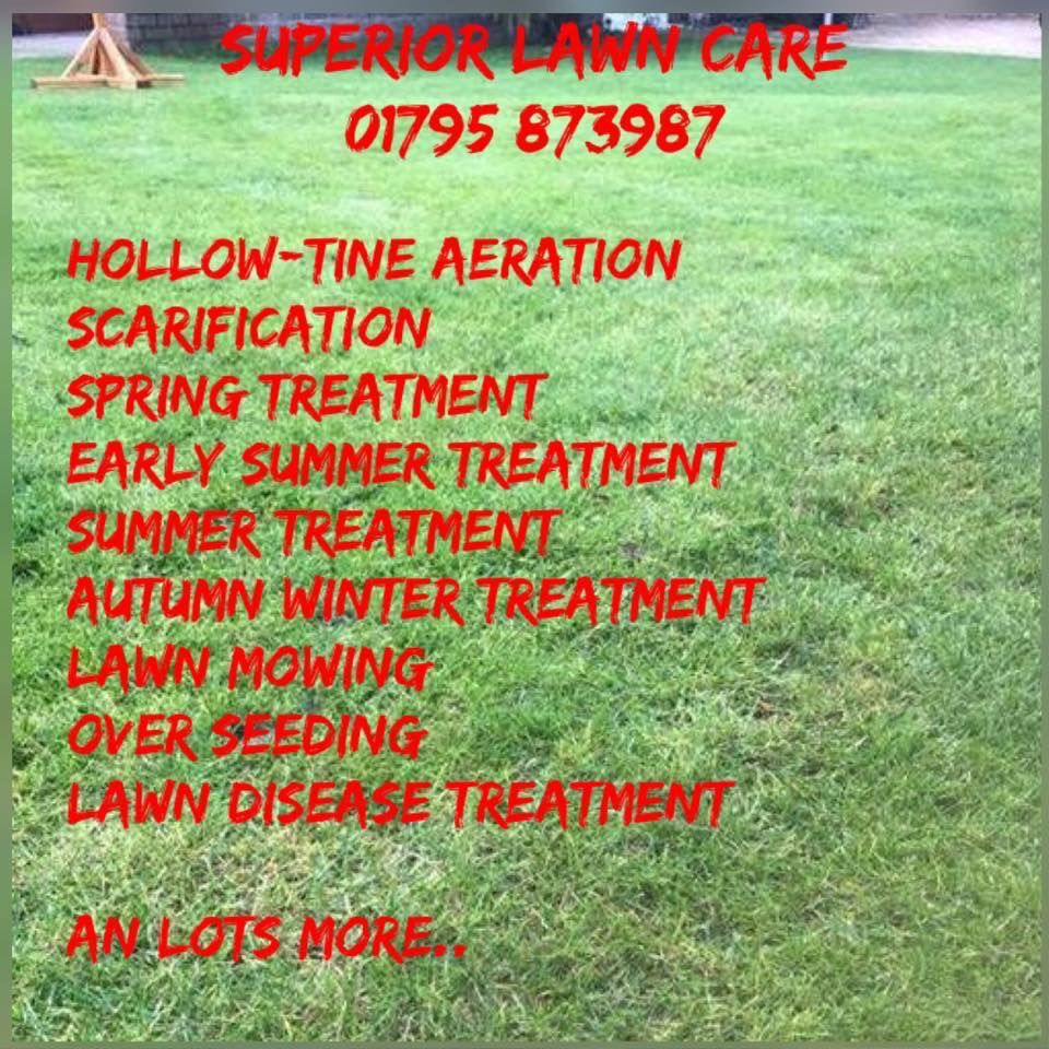 Pin by Superior Lawn Care on Lawn care Seeding lawn