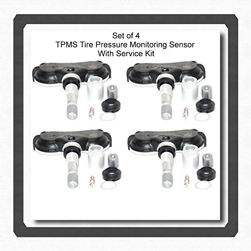 4 Kits 42607-0C070 TPMS Tire Pressure Monitoring System ...  Toyota Tundra Tpms Wiring Diagram on