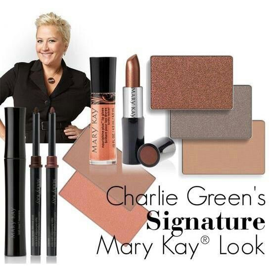 In Mary Kay we have amazing colours and talented people. I guess we are just amazing.