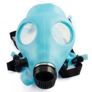 social share coupon for 5% discount Luminous Gas Mask Bong