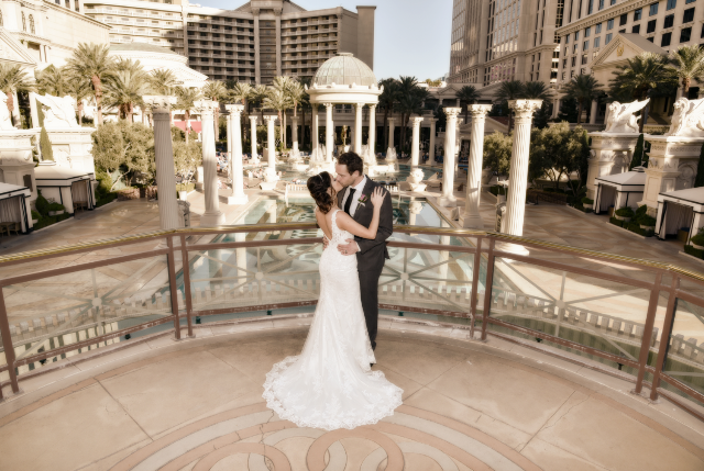Blog A Vegas Wedding For Every Type Of Couple, featuring