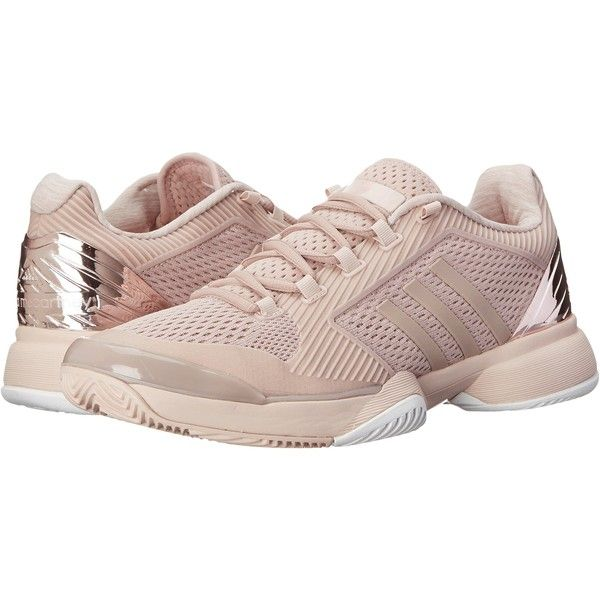 fa504aed0b36c adidas Stella McCartney Barricade 2015 Women's Tennis Shoes, Pink featuring  polyvore, fashion, shoes, athletic shoes, adidas, sneakers, sapatos, pink,  ...