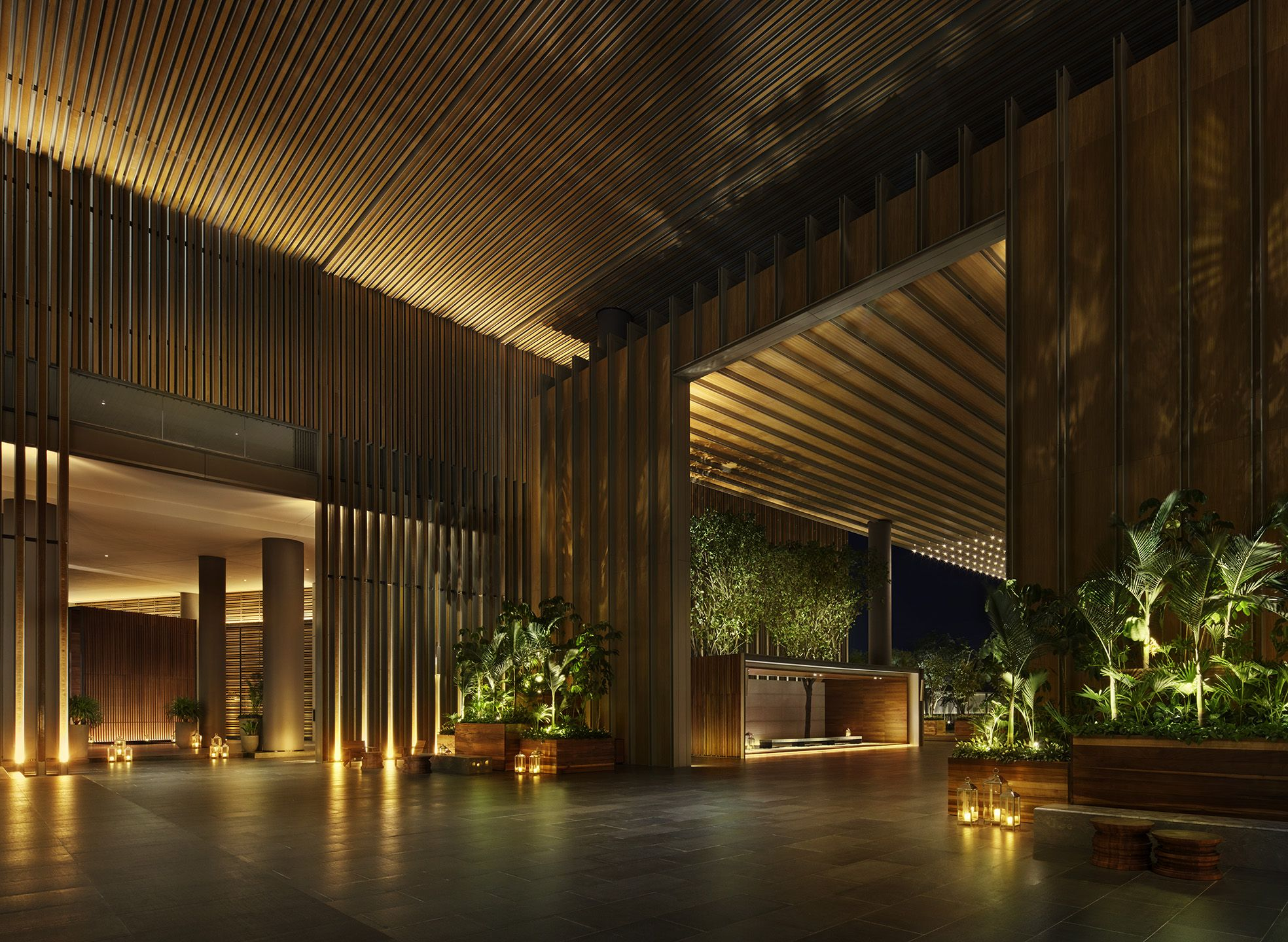 The Sanya Edition Edition Hotel Hotel Landscape Hotel Lobby Design