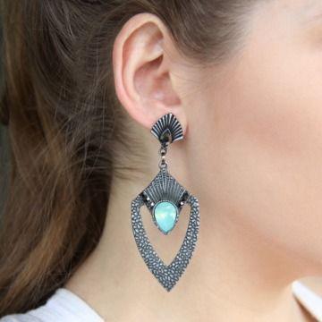 Brinco Mermaid - Superfluous - Moda & Design Shop.