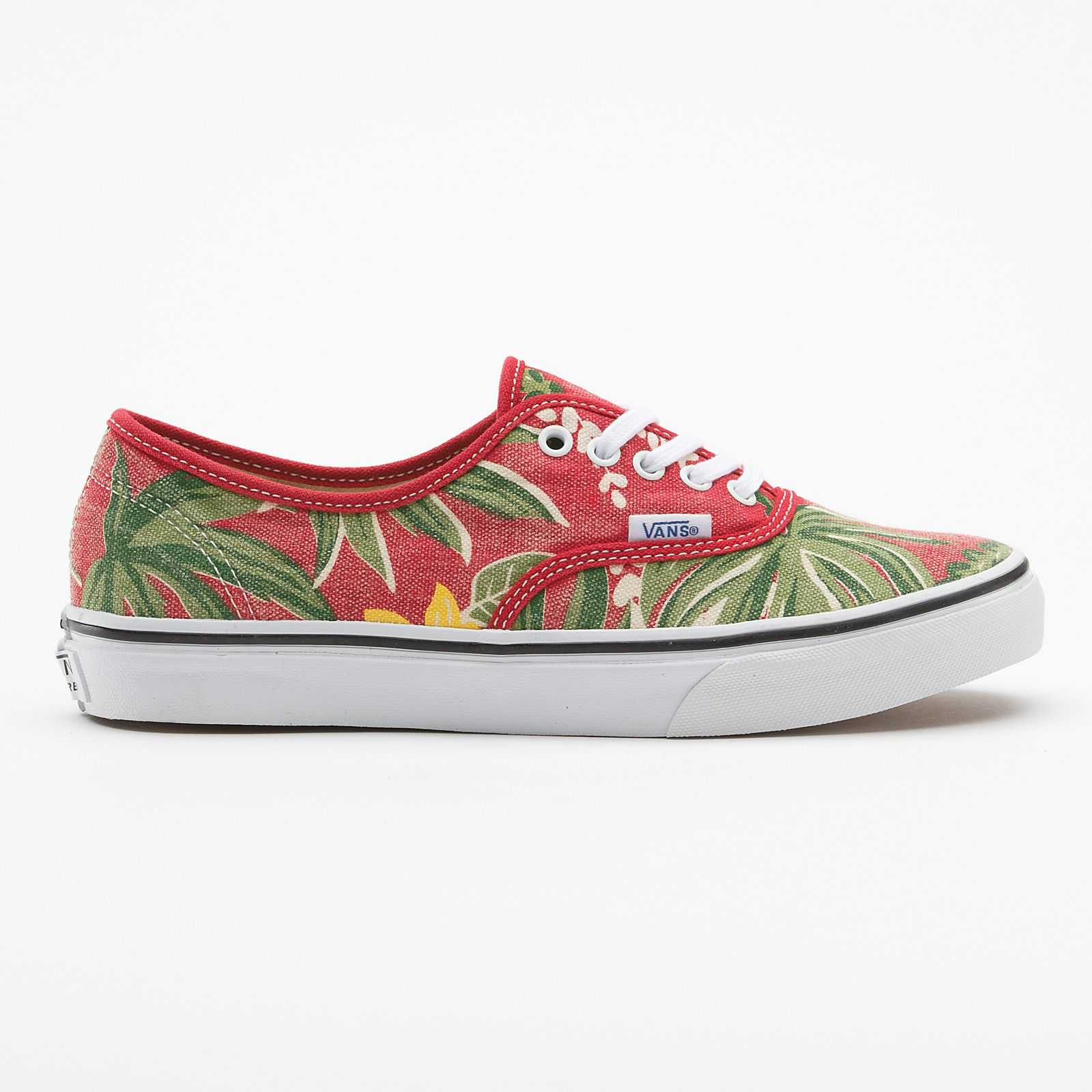 e9cb494627e8c2 Sports Shoes · Item  Van Doren Authentic Slim (Red Hawaiian Blue